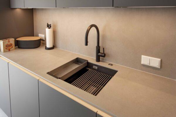 Wasserhahn für kochendes Wasser