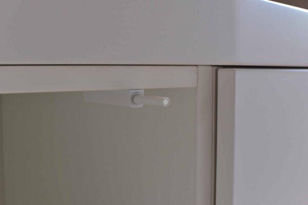 für Türen ohne Griffe